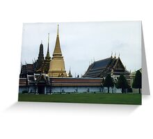 ROYAL GRAND PALACE Greeting Card
