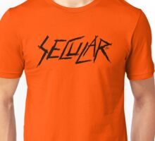 Secularism Rocks! by Tai's Tees Unisex T-Shirt