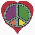 Peace n Love by Paul Rees-Jones