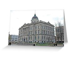 McLean County Museum of History Greeting Card