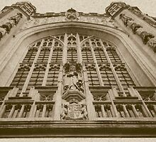 Bath Abbey by AmyAutumn