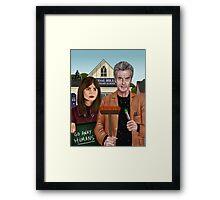 Twelfth & Clara Framed Print
