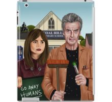 Twelfth & Clara iPad Case/Skin