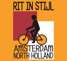 AMSTERDAM, NORTH HOLLAND-RIT IN STIJL by IMPACTEES