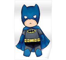 Chibi DC Comics Batman Poster