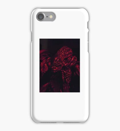 Aliens picture iPhone Case/Skin