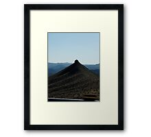 P@tiEnTLy W@iTinG Framed Print
