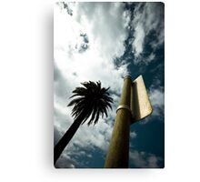 """Palm tree (from the """"We win"""" series) Canvas Print"""