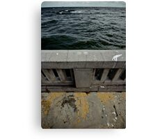 """Sea (from the """"We win"""" series) Canvas Print"""
