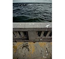 "Sea (from the ""We win"" series) Photographic Print"
