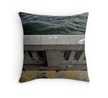 "Sea (from the ""We win"" series) Throw Pillow"