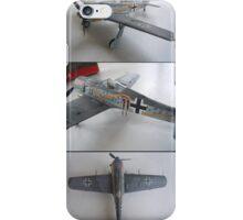 Focke wulf 190 A8 iPhone Case/Skin