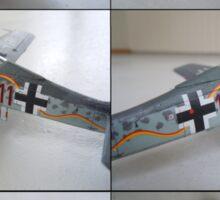 Focke wulf 190 A8 Sticker