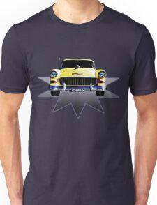 yellow car Unisex T-Shirt