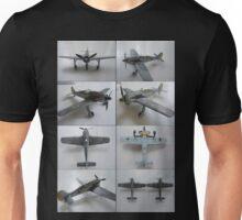 Focke Wulf 190 A3 Unisex T-Shirt
