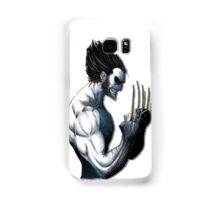The Wolverine Blue  Samsung Galaxy Case/Skin