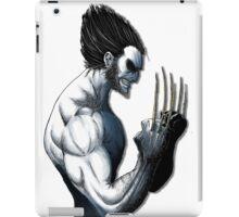 The Wolverine Blue  iPad Case/Skin