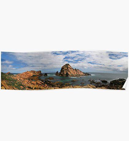 Sugarloaf Rocks Poster