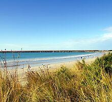 breakwater - warrnambool, victoria, australia by Kane Horwill