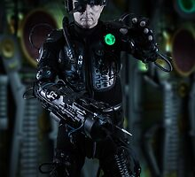 Mr Borg I Presume by Randy Turnbow