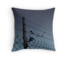 "Vine (from the ""We win"" series) Throw Pillow"