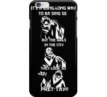 The Girls of Ba Sing Se  iPhone Case/Skin
