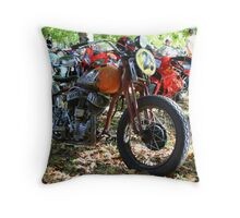 The Bobber Throw Pillow