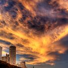 Fire In The Sky by Heath Carney