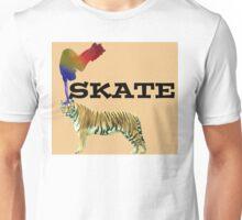 Skate Tiger Unisex T-Shirt