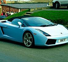 Lamborghini Gallardo, Whitby by Rod Johnson