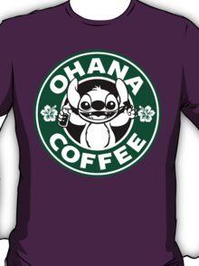 Ohana Coffee T-Shirt