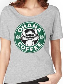 Ohana Coffee Women's Relaxed Fit T-Shirt