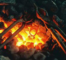 Hephaestus' Fire by Stuart Rushton