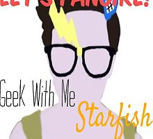 Geek With Me - Tessa Netting by danishstarkid