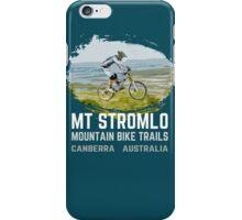 Mt Stromlo Downhill MTB iPhone Case/Skin