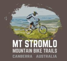 Mt Stromlo Downhill MTB by Nick  Taylor
