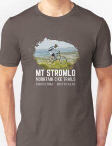 Mt Stromlo Downhill MTB Unisex T-Shirt
