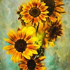 Bring On The Sunflowers by Diane Schuster