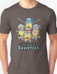 Teenage Mutant Ninja Squirtles T-Shirt