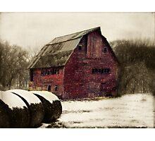 Windows of Nebraska Photographic Print