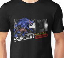 Sabrewulf 8-bit Shirt Unisex T-Shirt