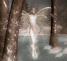 Forest Spirit by InfinityRain