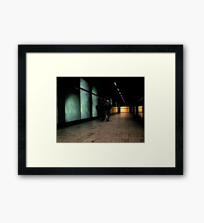 Home Two Framed Print