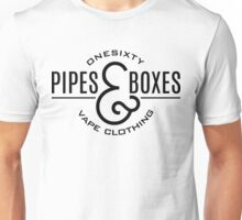 Pipes & Boxes Unisex T-Shirt