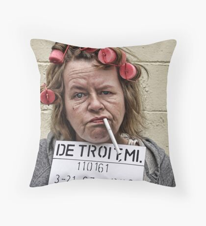 Earl Had To Die Throw Pillow