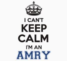 I cant keep calm Im an AMRY by icant