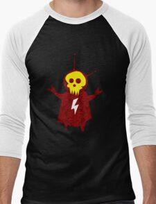 ROBOSKULL Men's Baseball ¾ T-Shirt