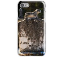 Remaining Memories - 4 iPhone Case/Skin