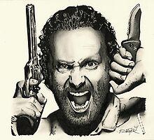 Rick Is Mad... by Scot Gotcher