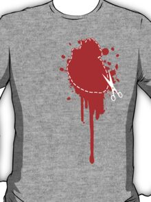 Cut Your Losses (red) T-Shirt